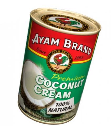100% kókuszkrém tejszín 400 ml - Ayam Premium