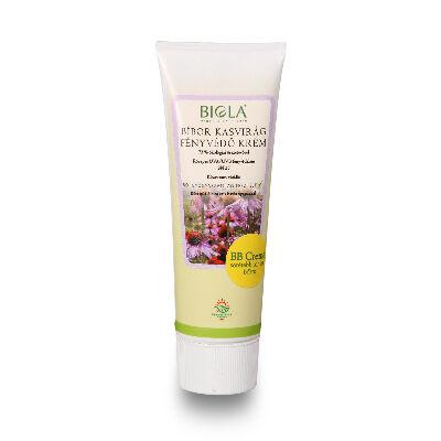 Bíbor kasvirág fényvédő krém SPF25 75 ml (sötét árnyalat) - Biola